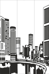 Векторные шаблоны для шкафа купе - Архитектура